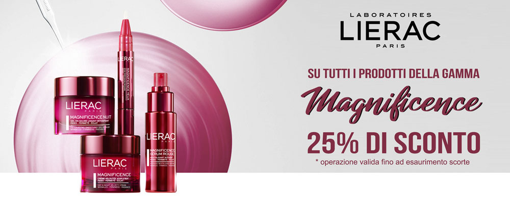 LIERAC Magnificence - SCONTO -25%