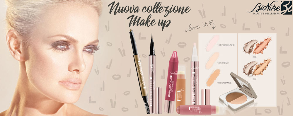 BIONIKE - Nuovo Make Up 2018