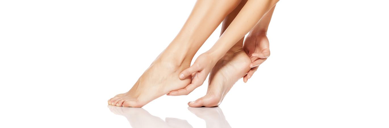Idratanti e Nutrienti per piedi e gambe