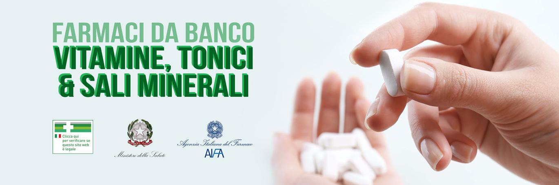 Vitamine, Tonici & Sali Minerali
