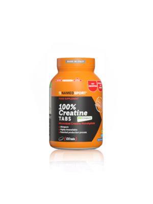 NAMED Sport 100% Creatine Tabs 120 Compresse