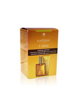 RENE FURTERER 5 Sens Olio Secco Sublimatore 50 ml. COFANETTO