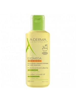 A-DERMA Exomega Control Olio Lavante Emolliente 500 ml.