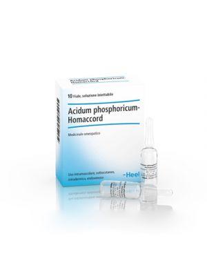 HEEL Acidum Phosphoricum-Homaccord 10 Fiale