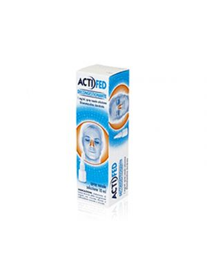 ACTIFED Decongestionante Spray Nasale 10 ml.