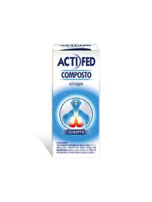 ACTIFED Composto Sciroppo 100 ml.