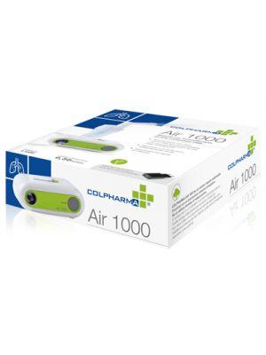 COLPHARMA Air 1000 Sistema per Aerosolterapia ad Aria Compressa USB