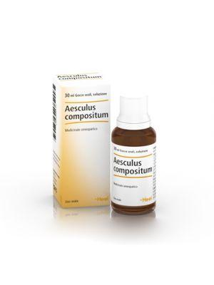 HEEL Aesculus Compositum Gocce 30 ml.
