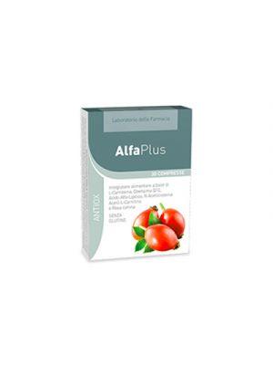 ANTIOX AlfaPlus 30 Compresse