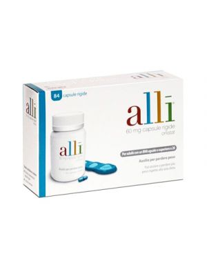 ALLI® 84 Capsule Rigide da 60 mg.