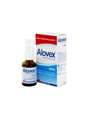 ALOVEX® Protezione Attiva Spray 15 ml.