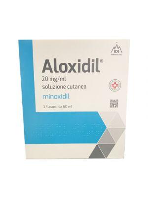 ALOXIDIL® Soluzione Cutanea 2% 60 ml. TRIO