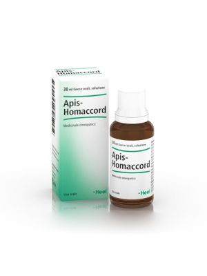 HEEL Apis Homaccord Gocce 30 ml.