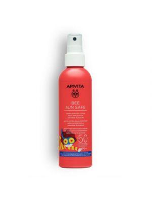 APIVITA Bee Sun Safe Lozione Solare Hydra Bambino SPF50 200 ml.