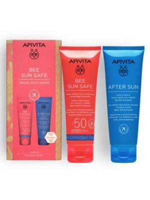 APIVITA Bee Sun Safe Cofanetto Viso & Corpo - Travel Size