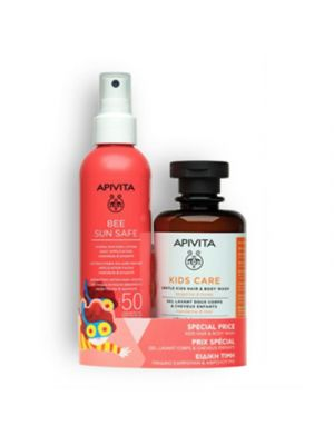 APIVITA Bee Sun Safe Kit Bambino