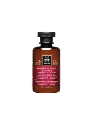 APIVITA Shampoo Tonificante Donna Capelli Sottili con Hippopae TC e Alloro 250 ml.