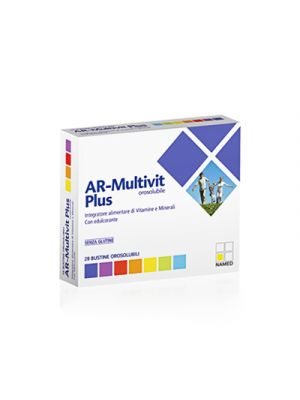 NAMED Ar-Multivit Plus 28 Bustine Orosolubili