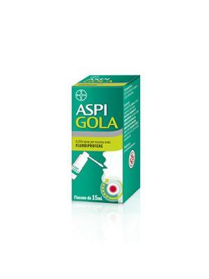 ASPI GOLA 0,25% Spray Mucosa Orale 15 ml.