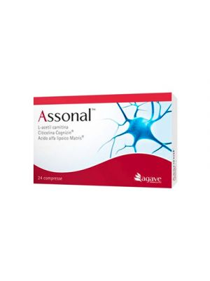 ASSONAL® 24 Compresse