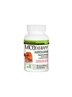 AVD MICOTHERAPY Auricularia 90 Capsule