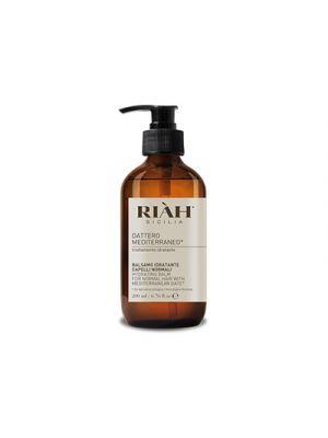 RIAH® Dattero Mediterraneo Balsamo Idratante Capelli Normali 200 ml.