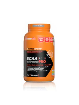 NAMED Sport Bcaa (4:1:1) Extreme Pro 310 Compresse