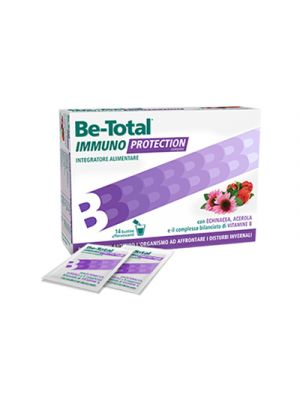 BE-TOTAL® Immuno Protection Complex 14 Bustine Effervescenti