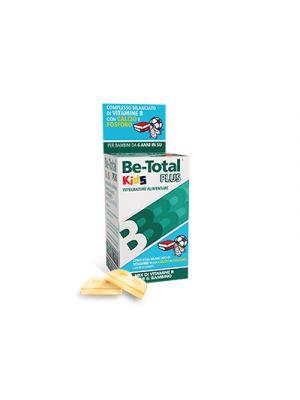BE-TOTAL® Kids Plus 30 Tavolette Masticabili