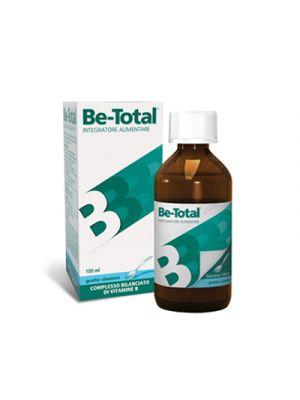 BE-TOTAL® Sciroppo Gusto Classico 100 ml.