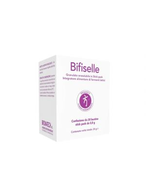BROMATECH Bifiselle 30 Bustine Stick Pack