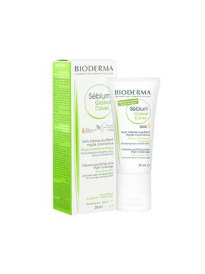 BIODERMA Sebium Global Cover Trattamento Intensivo Purificante 30 ml.+2 g.