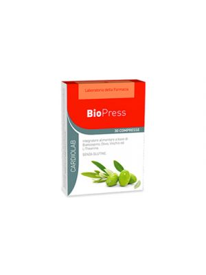 CARDIOLAB BioPress 30 Compresse