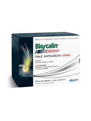 BIOSCALIN® Energy Anticaduta Uomo 10 Fiale