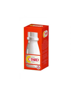 C-TARD® Vitamina C 60 Capsule 500 mg.