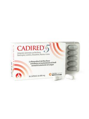 CADIRED® 5 36 Capsule