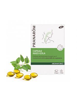 PRANAROM Aromaforce Capsule Naso-Gola 30 Capsule