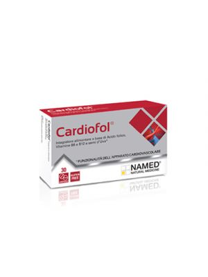 NAMED Cardiofol® 30 Compresse