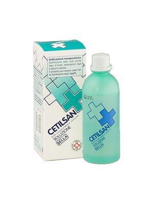 SELLA Cetilsan 0,2% Soluzione Cutanea Disinfettante 200 ml.