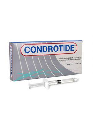 CONDROTIDE® Gel Lubrificante e Viscosizzante 1 Siringa Preriempita da 2 ml.