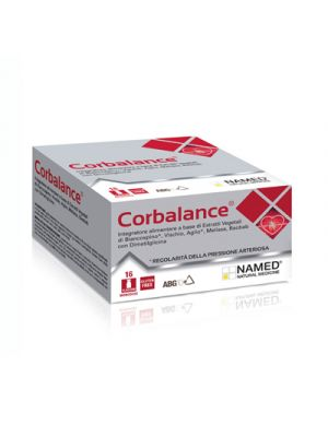 NAMED Corbalance® 16 Flaconcini Monodose da 15 ml.