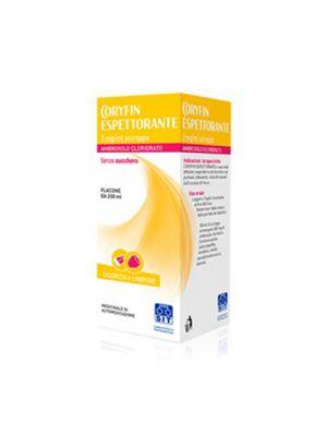 CORYFIN Espettorante 3 mg./ml. Sciroppo Senza Zucchero 200 ml.
