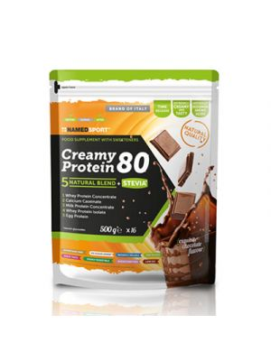NAMED Sport Creamy Protein 80 500 g. - Gusto Exquisite Chocolate