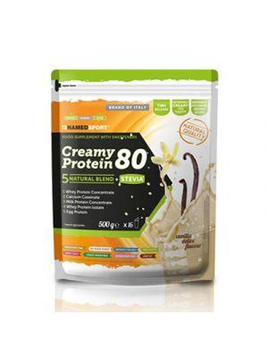 NAMED Sport Creamy Protein 80 500 g. - Gusto Vanilla Delice