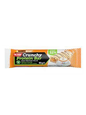 NAMED Sport Crunchy Protein Bar Barretta 40 g. - Cappuccino