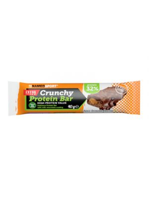 NAMED Sport Crunchy Protein Bar Barretta 40 g. - Choco-Brownie