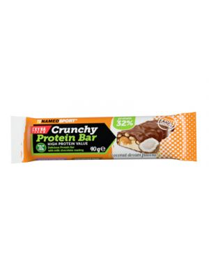 NAMED Sport Crunchy Protein Bar Barretta 40 g. - Coconut Dream