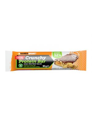 NAMED Sport Crunchy Protein Bar Barretta 40 g. - Cookies & Cream