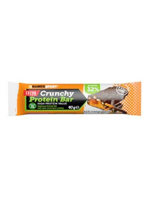 NAMED Sport Crunchy Protein Bar Barretta 40 g. - Dark Orange