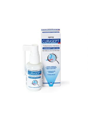 CURASEPT® ADS 0,50% Trattamento Intensivo Spray 30 ml.